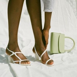 By far strappy sandals 38